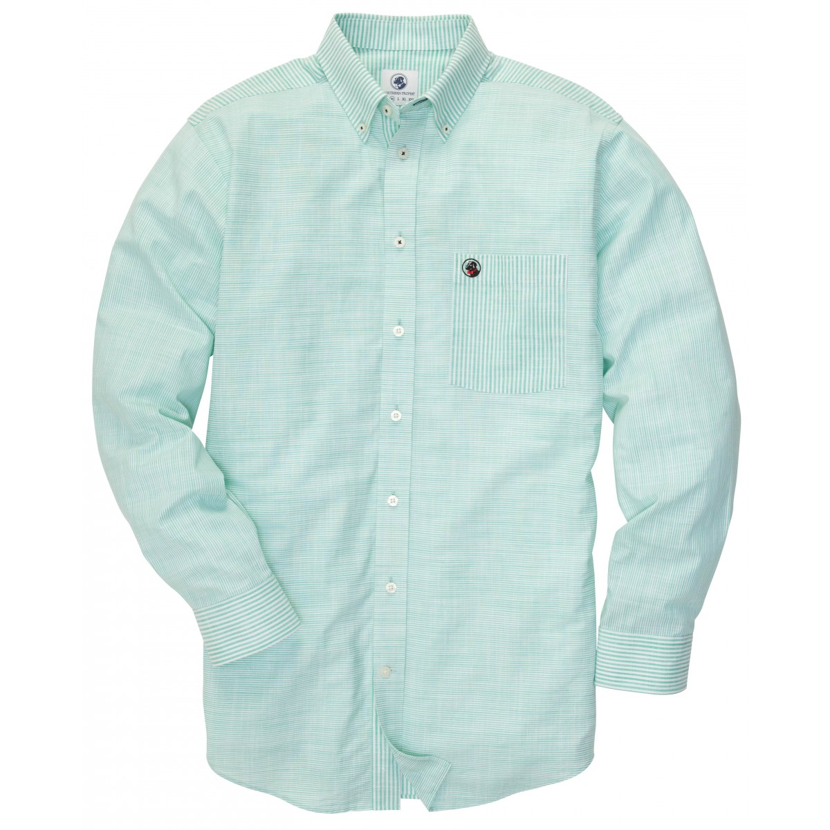 Weekend Shirt - Country Club/White Stripe